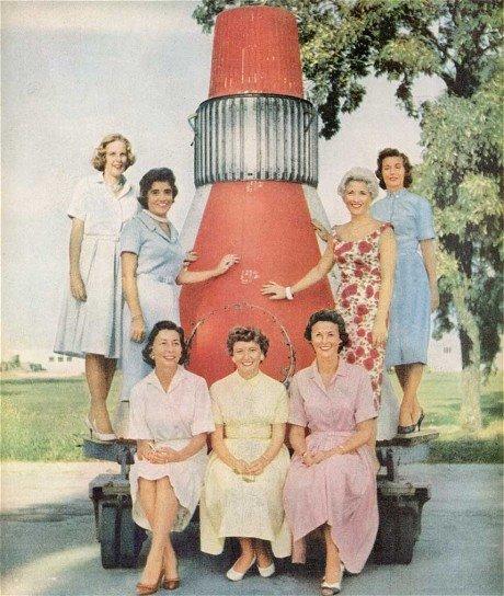 NASA Wives